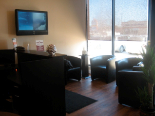 Waiting Room at TLC Dental Hygiene
